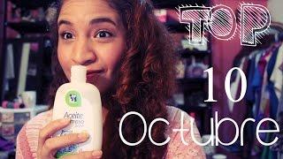 TOP 10 Octubre [Favoritos] Thumbnail