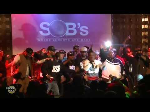 "TROY AVE at Hot97's ""Who's Next Live"""