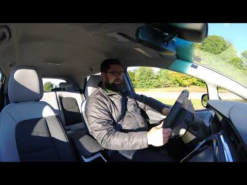 Driving to work in a Chevy Bolt - First Drive