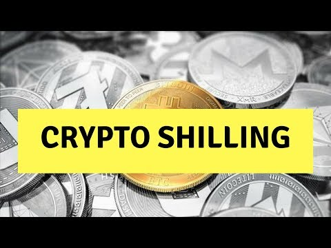 What is shilling in crypto?