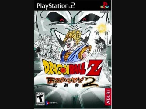 Dragonball Z Budokai 2: Im Gonna Get Over Towards The Horizon