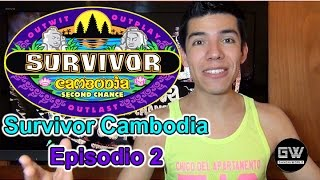 Survivor Cambodia, Episodio 2