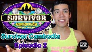 Survivor Cambodia, Episodio 2