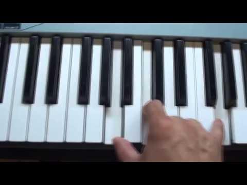 Never Tear Us Apart Piano Tutorial Inxs Paloma Faith Youtube