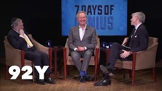 Rabbi Lord Jonathan Sacks and Simon Schama with David Gregory: Genius and the Story of the Jews