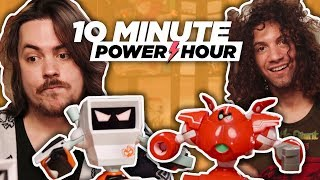 Fighting with Robots - 10 Minute Power Hour