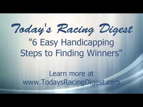 6 Quick Steps Every Horse Racing Handicapper Should Follow Before Placing a Bet