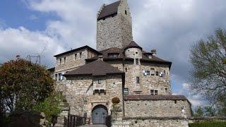 Wanderung  zur  Burg Kipfenberg....
