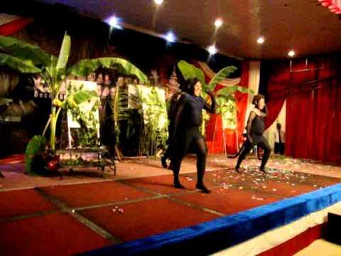 Madagascar dance group