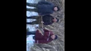 Суровая казахская рыбалка