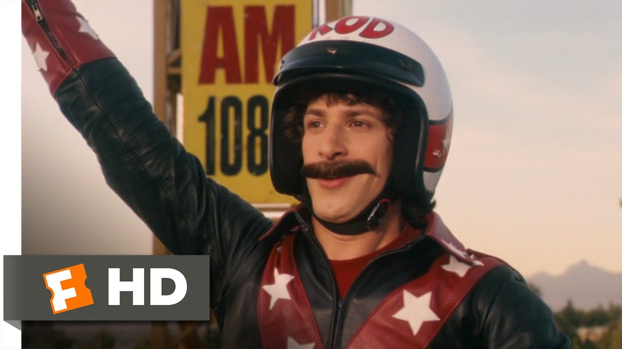 Hot Rod (9/10) Movie CLIP - Let\'s Jump This Jump (2007) HD - YouTube