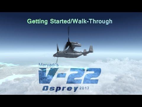 Maryadi's V-22B: Getting Started/Walk-Through (Release 1.0)