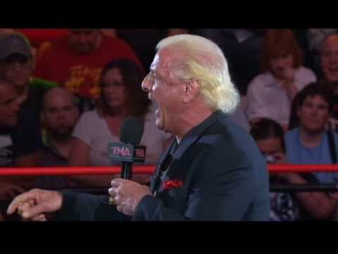 Ric Flair vs. AJ Styles