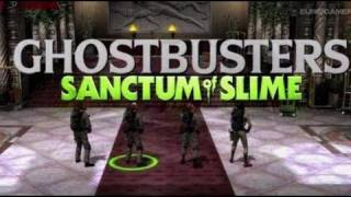 Ghostbusters: Sanctum of Slime Video Preview