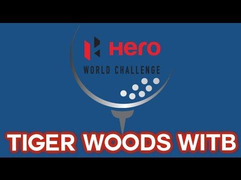Tiger Woods WITB Hero World Challenge