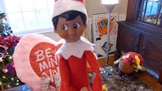 Bad Elf on the Shelf: Benji Goes to Jail!