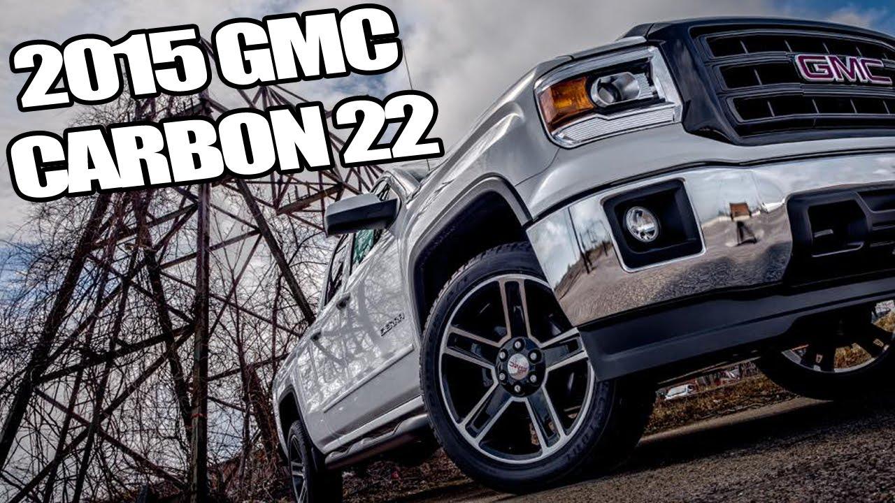 2015 GMC Sierra 1500 Carbon 22 - Marty's Buick GMC - YouTube