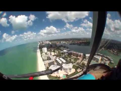 Marco Island - Helicopter Perspective