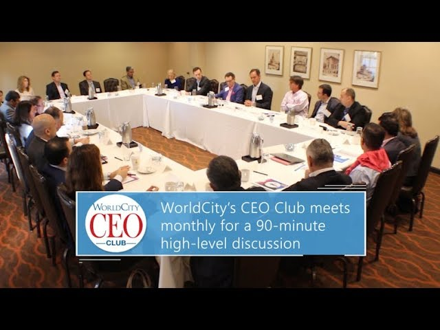 WorldCity's CEO Club