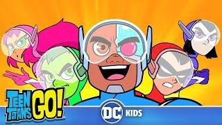 Teen Titans Go! em Português | Teen Titronz em Ação! | DC Kids