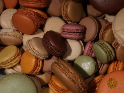 Macarons are taking over