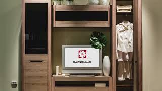 Обзор мебели для гостиной Афина фабрики Заречье