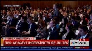 CNN Reporter Asks Obama: