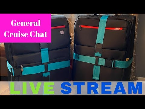 (((REPLAY))) LIVE : General Cruise Chat [Ep22] (((REPLAY)))
