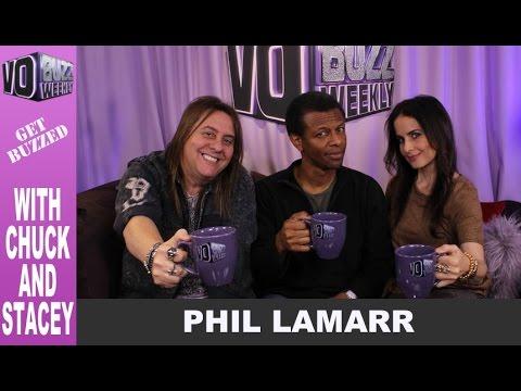 Voice Over Actor Phil LaMarr PT2 - Voice of Samurai Jack, The Lion Guard EP196