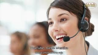 PERCAKAPAN TELEPON LUCU 6 (VIDEO HIBURAN)