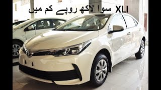 Toyota IMC offering discounted price on Corolla Xli!