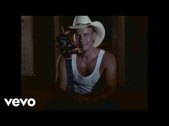 Ricky Van Shelton - Somebody Lied
