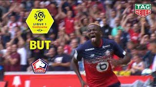 But Victor OSIMHEN (19') / LOSC - FC Nantes (2-1)  (LOSC-FCN)/ 2019-20