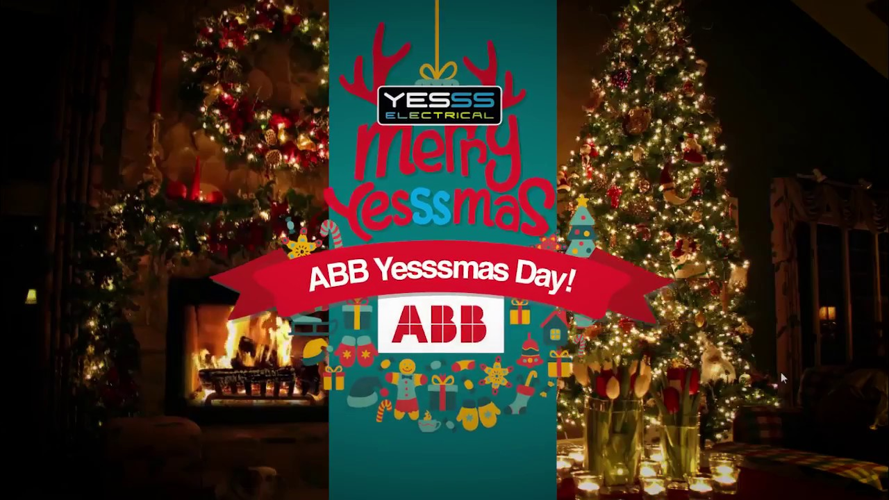 Abb Lasdoos Yesssmas Day 21 Dec Yesss Electrical