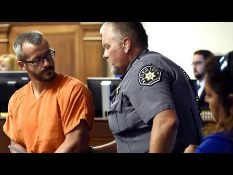 Christopher Watts expected to face charges today for murder of his wife, 2 daughters