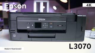 Epson L3070 Recenzja udoskonalonego ITS   Robert Nawrowski