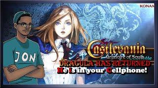 JGS Reacts Castlevania Grimoire of Souls trailer