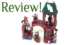 Lego The Hobbit The Battle Of The Five Armies 79016 Review: Attack On Laketown