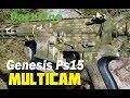 Part One: 144 Tactical .300 Blackout, Multicam Cerakote
