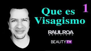 Que Es Visagismo 1 Raul Roa Estilista Youtube