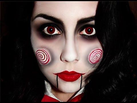 Maquillaje para halloween maquillaje para halloween de mueca