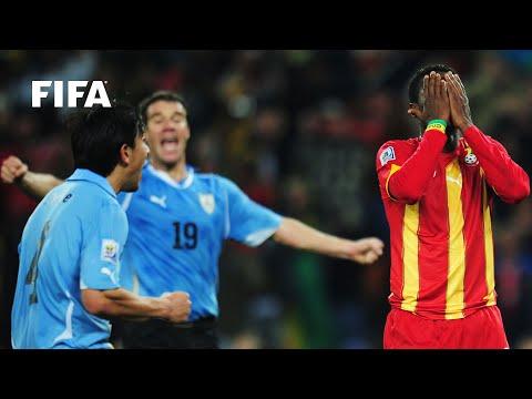 Uruguay v Ghana | 2010 FIFA World Cup | Full Match