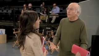 Curb Your Enthusiasm — Larry Respects Wood