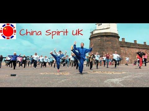 China Spirit UK Tai Chi With Master Xingbo by Vinnie Camilleri.