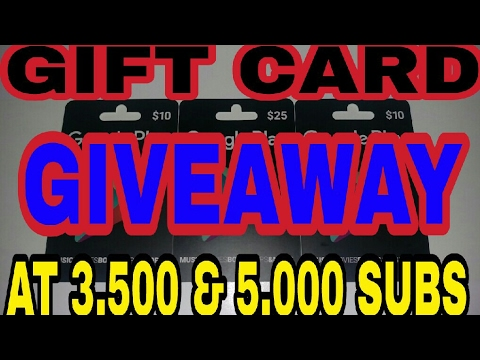 GOOGLE PLAY GIFT CARD GIVEAWAY @ 3,500 & 5,000 SUBS  (8 BALL POOL)