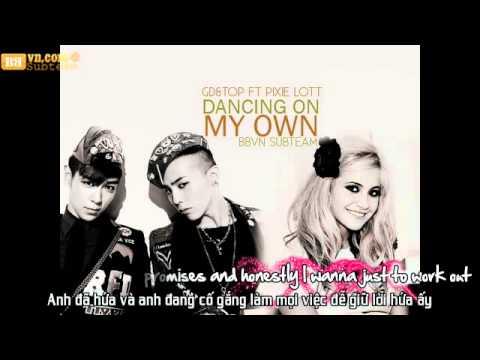 [BBVN][Kara+Vietsub] Dancing On My Own - Pixie Lott ft. GD&TOP.avi
