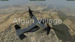 ArmA2 Avgani Map