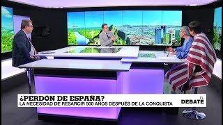 ¿Debe España pedir perdón por la Conquista?