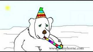 The Bi-Polar Polar Bear The Bi-Polar Party Bear