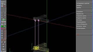 Урок CadWork Проектирование брусового дома (Часть 3)